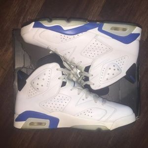 Jordan 6 Retro Sport Blue